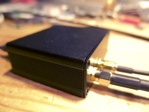 RTL SDR 用 HF Upconverter を DBM から自作する