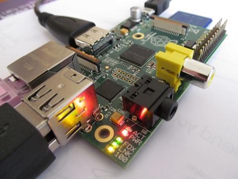 Raspberry Pi と外付けハードディスクで Time Capsule 互換機を作る