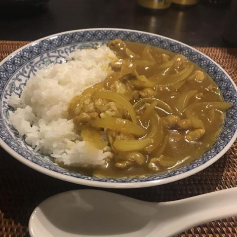 六本木咖喱飯