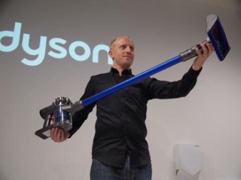 Dyson Fluffy DC74