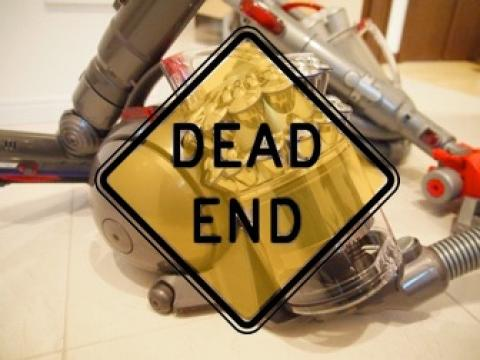 サー・ジェイムズ・ダイソン、キャニスター型掃除機の時代に終わりを宣告